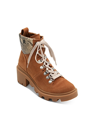 Dolce Vita Boots WOMEN'S RUBI HIKER BOOTS