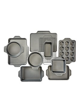All-Clad - Pro-Release Bakeware 10-Piece Set