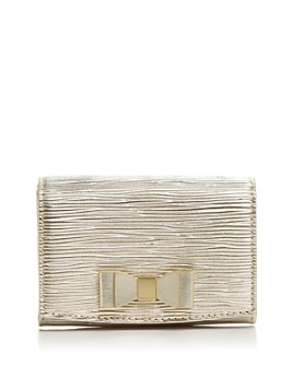 Ted Baker - Spriggs Bow Small Leather Wallet