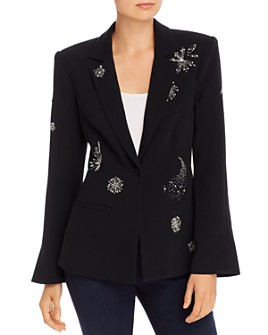 Cinq à Sept - Shooting Star Beaded Blazer
