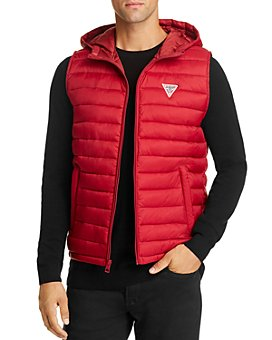 GUESS - Slim Fit Puffer Vest