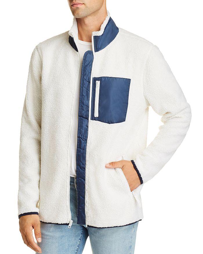 Pacific & Park - Sherpa Fleece Jacket - 100% Exclusive