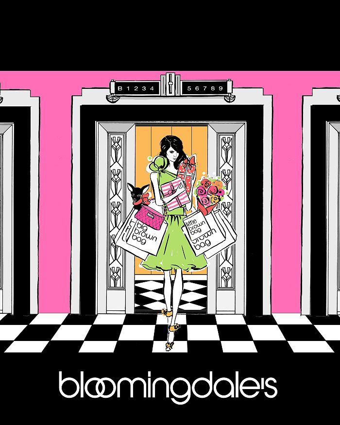 Bloomingdale's - E-Gift Card: Elevator with Girl