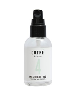 Outré - Anti-Stress Treatment & Styling Hair Oil + CBD 2 oz.