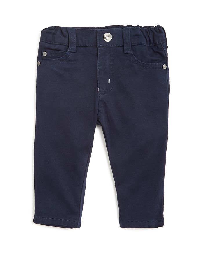 Armani - Boys' Five-Pocket Pants - Baby