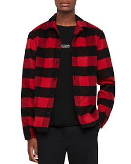 ALLSAINTS - Drytown Slim Fit Shirt