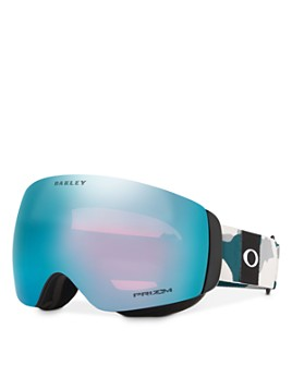 Oakley - Unisex Flight Deck Mirrored Ski Goggles