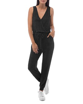 B Collection by Bobeau - Tova Sleeveless Cozy Knit Jumpsuit