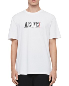 ALLSAINTS - ALLSAINTS X Alex Logo Crewneck Tee - 100% Exclusive