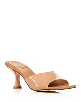 Jeffrey Campbell - Women's Square-Toe High-Heel Sandals