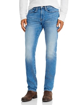 FRAME - L'homme Slim Fit Jeans in Jaden