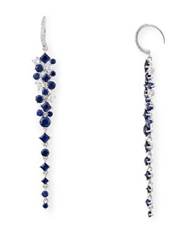 Nadri - Astor Linear Drop Earrings