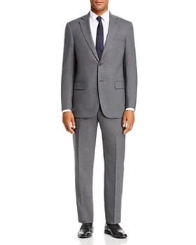 Hart Schaffner Marx - Crosshatch Classic Fit Suit