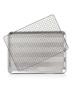 Nordic Ware - Half Sheet Pan with Grid Rack