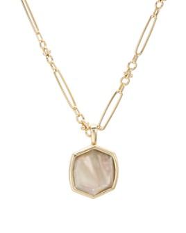 "Kendra Scott - Davis Short Pendant Necklace, 20""-22"""