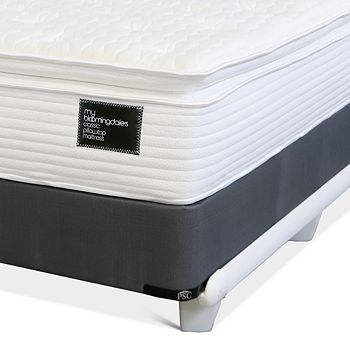 My Bloomingdale's - California King Classic Pillow Top Mattress Only - 100% Exclusive