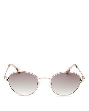 Le Specs Luxe Women's Round Sunglasses, 53mm