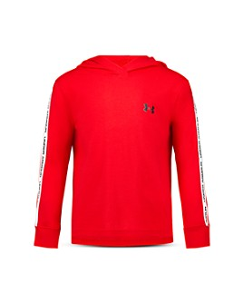 Under Armour - Boys' Logo-Tape Hoodie - Little Kid