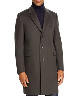 Paul Smith - Wool & Cashmere Topcoat
