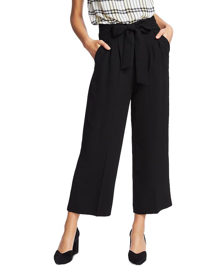 1.STATE - Tie-Waist Wide-Leg Pants