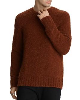 John Varvatos Star USA - Athens Bouclé Sweater