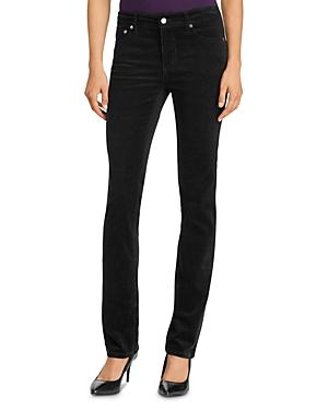 Ralph Lauren Jeans LAUREN RALPH LAUREN STRAIGHT-LEG CORDUROY JEANS