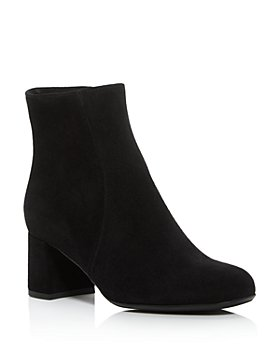 La Canadienne - Women's Jiji Waterproof Block Heel Booties