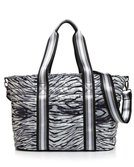 Think Royln - Wingman Animal-Print Tote