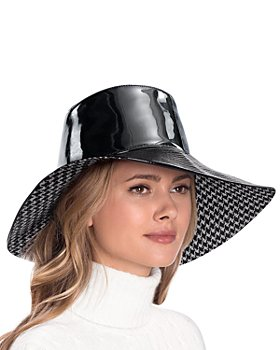 Eric Javits - Packable Driptidoo Patent Hat
