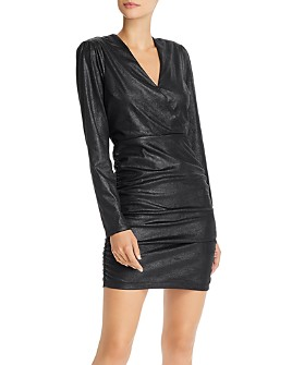 LIKELY - Gwendolyn Dress Ruched Mini Dress