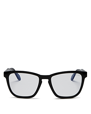 Quay Unisex Quay x Chrissy Teigen Hardwire Square Blue Light Glasses, 55mm