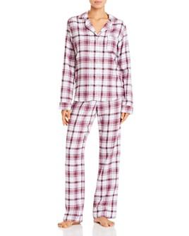 UGG® - Raven Plaid Flannel Pajama Set