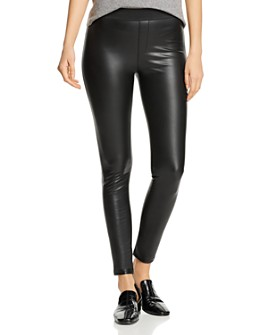 Bagatelle - Faux-Leather Leggings