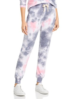 Theo & Spence - Yummy Tie-Dye Jogger Pants