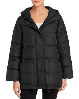 Eileen Fisher Petites - Puffer Coat