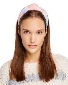 Lele Sadoughi - Tie-Dye Knot Headband - 100% Exclusive