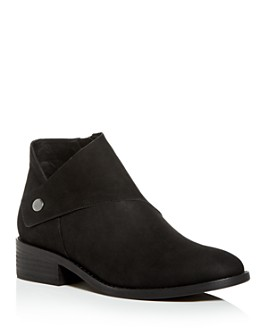 Eileen Fisher - Women's Billie Low-Heel Booties