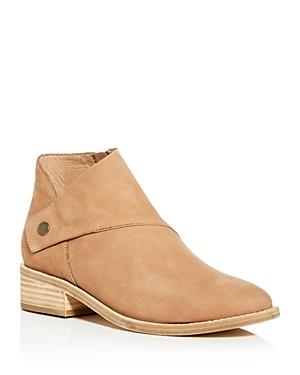Eileen Fisher Boots WOMEN'S BILLIE LOW-HEEL BOOTIES