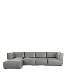 Chateau D'ax - Alba 5-Piece Sectional - 100% Exclusive