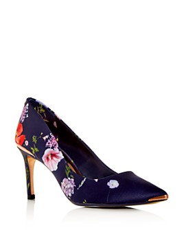 Ted Baker - Women's Wishirp Floral Pointed-Toe Pumps
