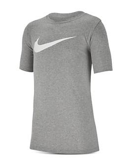 Nike - Unisex Dri-FIT Swoosh Tee - Big Kid