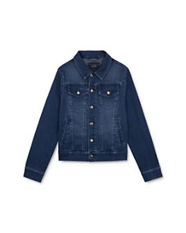 Joe's Jeans - Boys' Brushed Denim Jacket - Little Kid