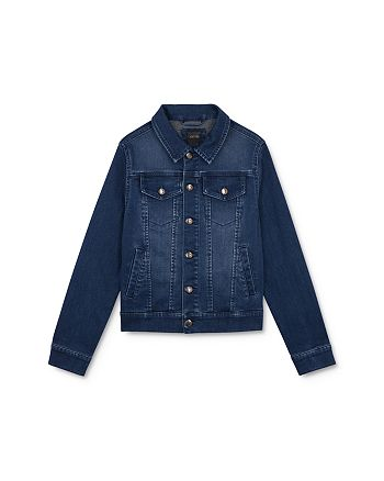 Joe's Jeans - Boys' Brushed Denim Jacket - Big Kid