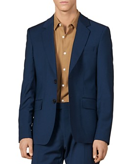 Sandro - Formal Italian 110's Slim Fit Suit Jacket