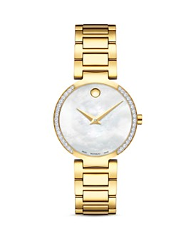 Movado - Modern Classic Watch, 28mm
