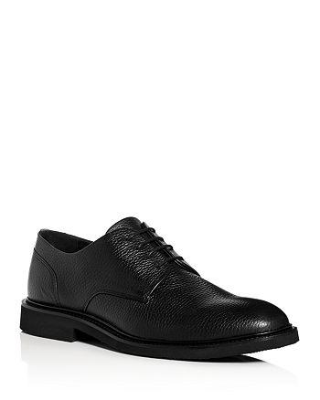 BOSS Hugo Boss - Men's Atlanta Pebbled Leather Derby Oxfords - 100% Exclusive
