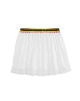 Isaac Mizrahi Loves Sesame Street - Girls' Stripe-Waist Tutu Skirt, Little Kid - 100% Exclusive