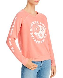 MOTHER - The Hugger Seasons Sweatshirt