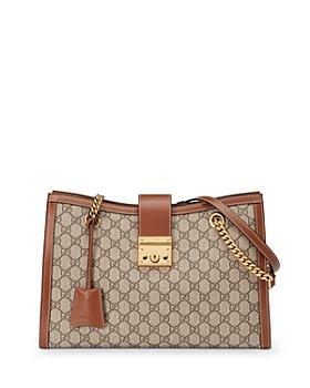 Gucci - Padlock Medium GG Shoulder Bag