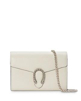 Gucci - Dionysus Mini Leather Chain Bag